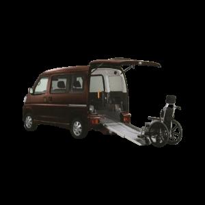 福祉車両アトレースローバー