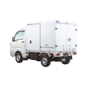 特装車FRP中温冷凍車